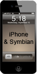 iPhone and Symbian