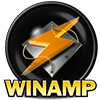 Win Amp player